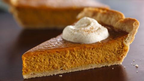 Whisky Pumpkin Pie